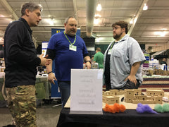 Discussing Miniatures and Games with Fellow Hobbyists