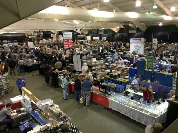 Cold Wars Vendor Hall