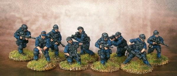Covert Intervention Game Force20 SWAT Team