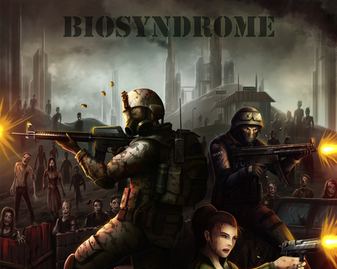 BioSyndrome - War Game