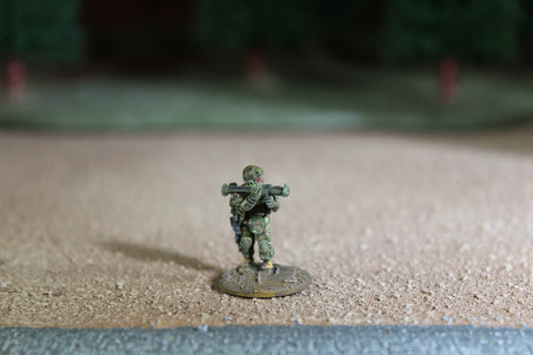 U S  Army DEFCON ZERO 20mm scale tabletop elhiem miniatures