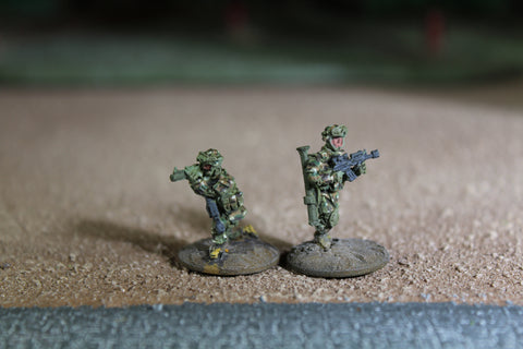 US Army Infantry Rifle Platoon - Squad Anti Tank Upgrade - USAR - 0007