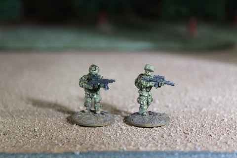 US Army Infantry Rifle Platoon - Squad DMR Upgrade - USAR - 0006