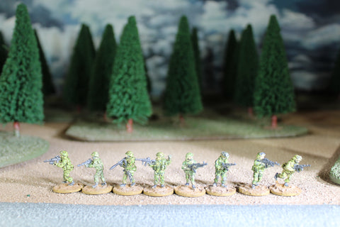 RUSFED Ground Forces Motorized Infantry Platoon Squad 1 - RUSG-0001