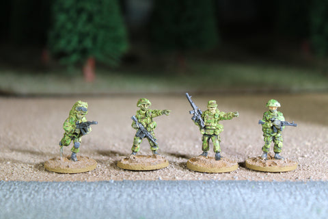 RUSFED Ground Forces Motorized Rifle Platoon HQ - RUSG-0005