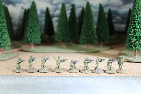 US Army Infantry Rifle Squad 3 - USAR - 0003