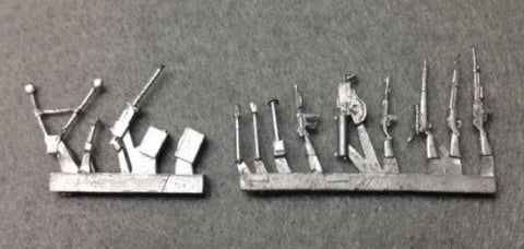 U.S. Small Arms - World War 2 - In-Scale - USW-1