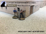 Reluctant Heroes - Undercover Special Agents Team 2 - RH-0102