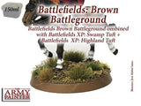 Brown Battleground - Basing