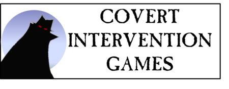 Covert Intervention Games