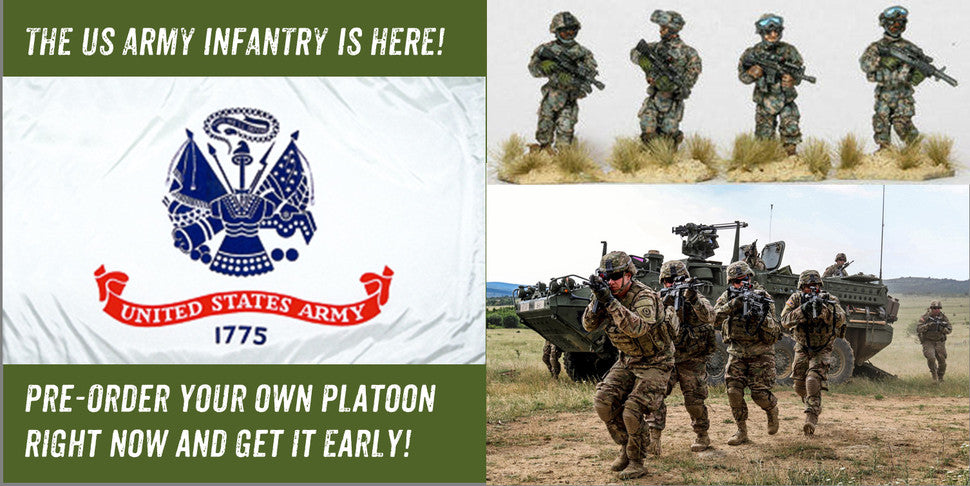 US Army Infantry Platoon