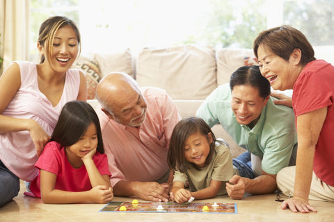 Enjoy family time with digital hearing aids