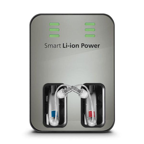 Signia Smart Li-ion Power Charger Set - ion hearing
