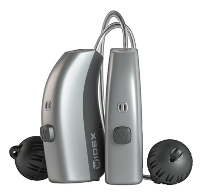 Widex Evoke Fusion 440 Hearing Aid - ion hearing