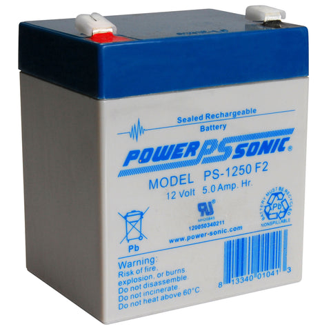 Gel Battery 5 Amp 12V [B45]