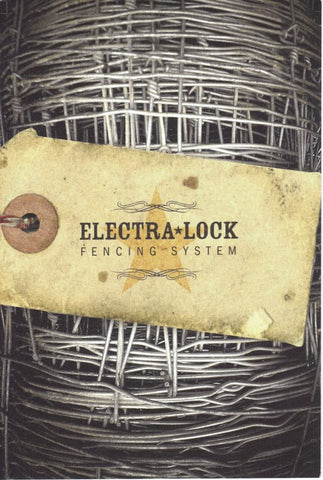 660' 5-wire Electra-Lock Fence [EL540-24]