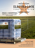 Electra-Lock 4-Wire Pallet Set [ELP4]