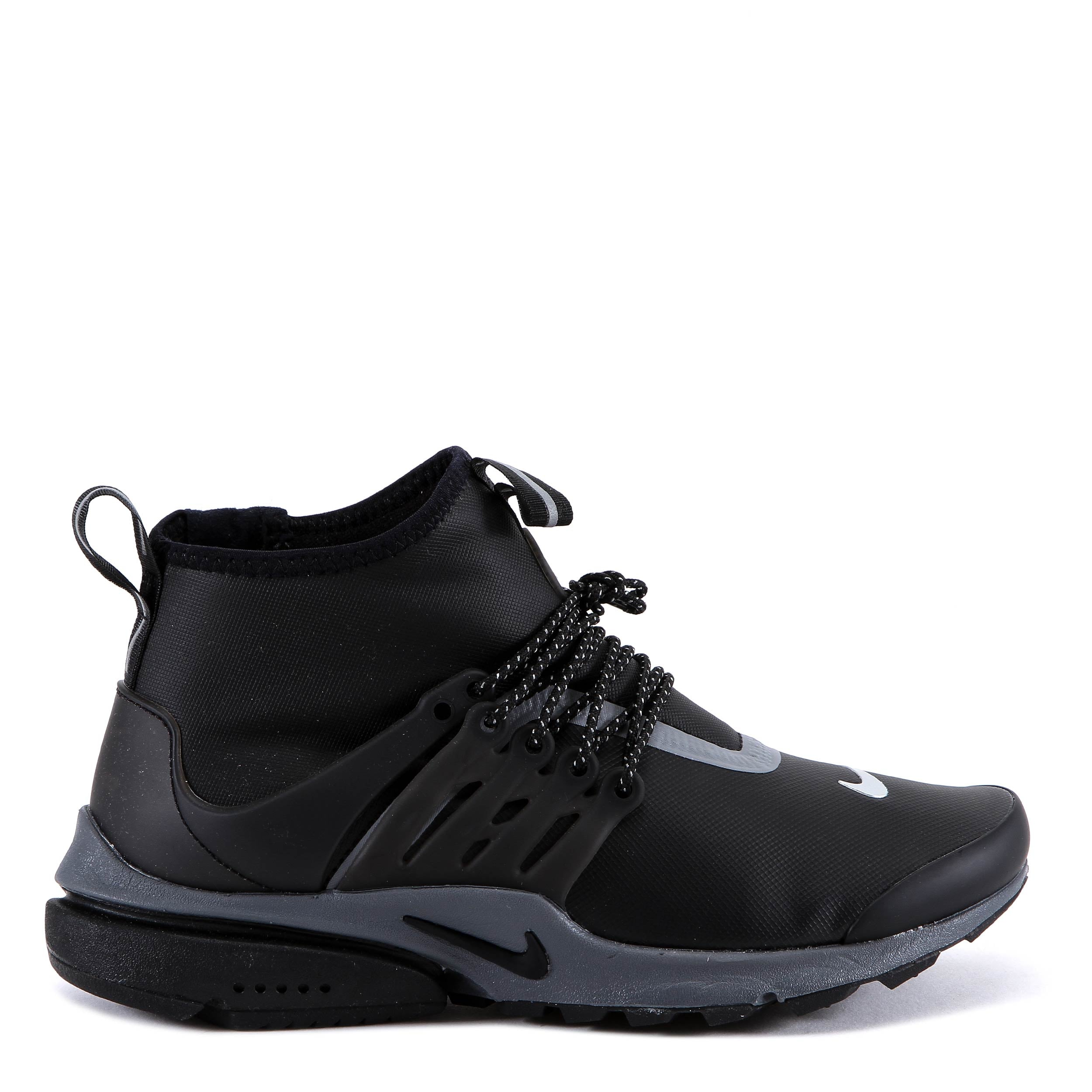 best cheap f167f 53781 ... authentic nike air presto mid utility sneakers in black 04273 81dd0