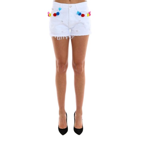Forte Couture Teresa Denim Shorts