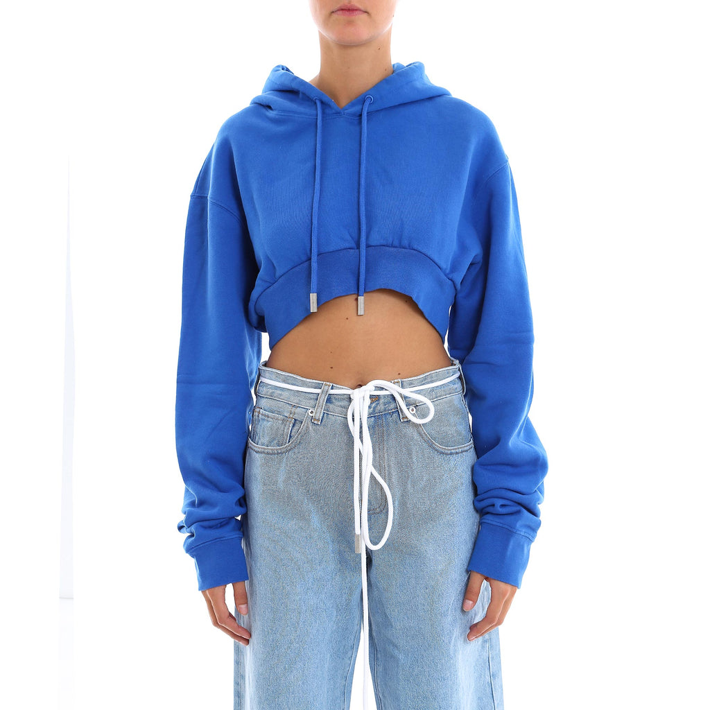 ba90f71ab1bb Off-White Cropped Hoodie – Cettire