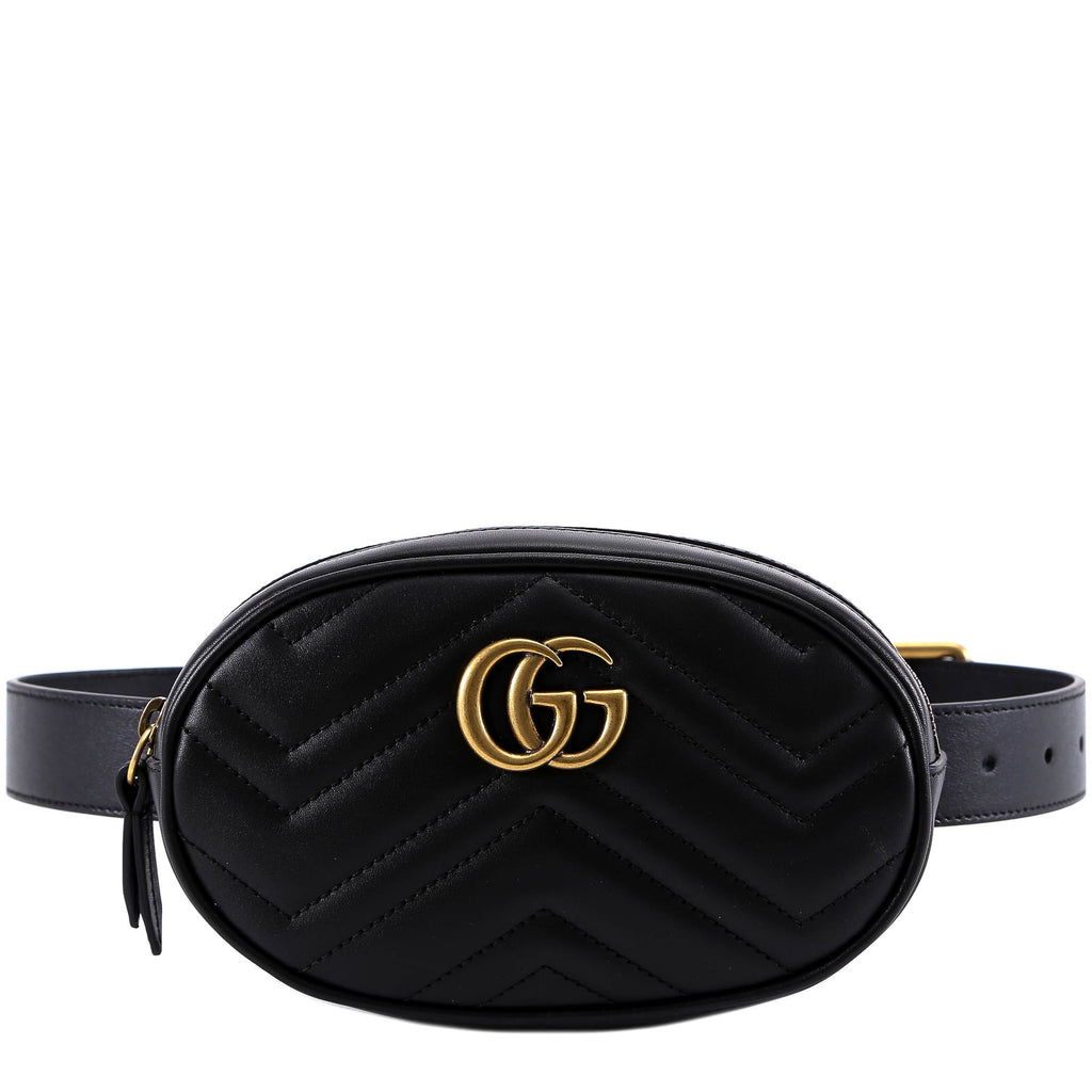 080175f9151d Gucci Marmont Quilted Belt Bag – Cettire