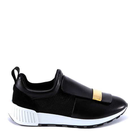 Sergio Rossi Slip On Sneakers