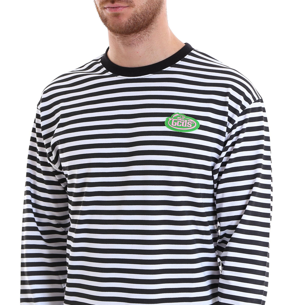 f1b4b728d8 GCDS Striped Sweatshirt – Cettire