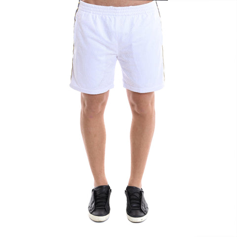 Faith Connexion x Kappa Side Stripe Shorts