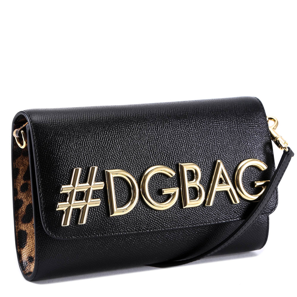 Millennials Shoulder Bag - Only One Size / Black Dolce & Gabbana Cheap New xFDs2x6m7