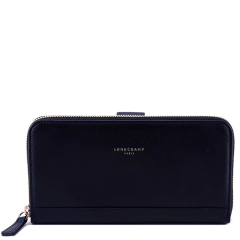Longchamp Continental Zip Wallet