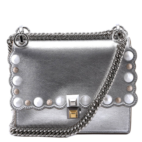 Fendi Mini Kan I Shoulder Bag