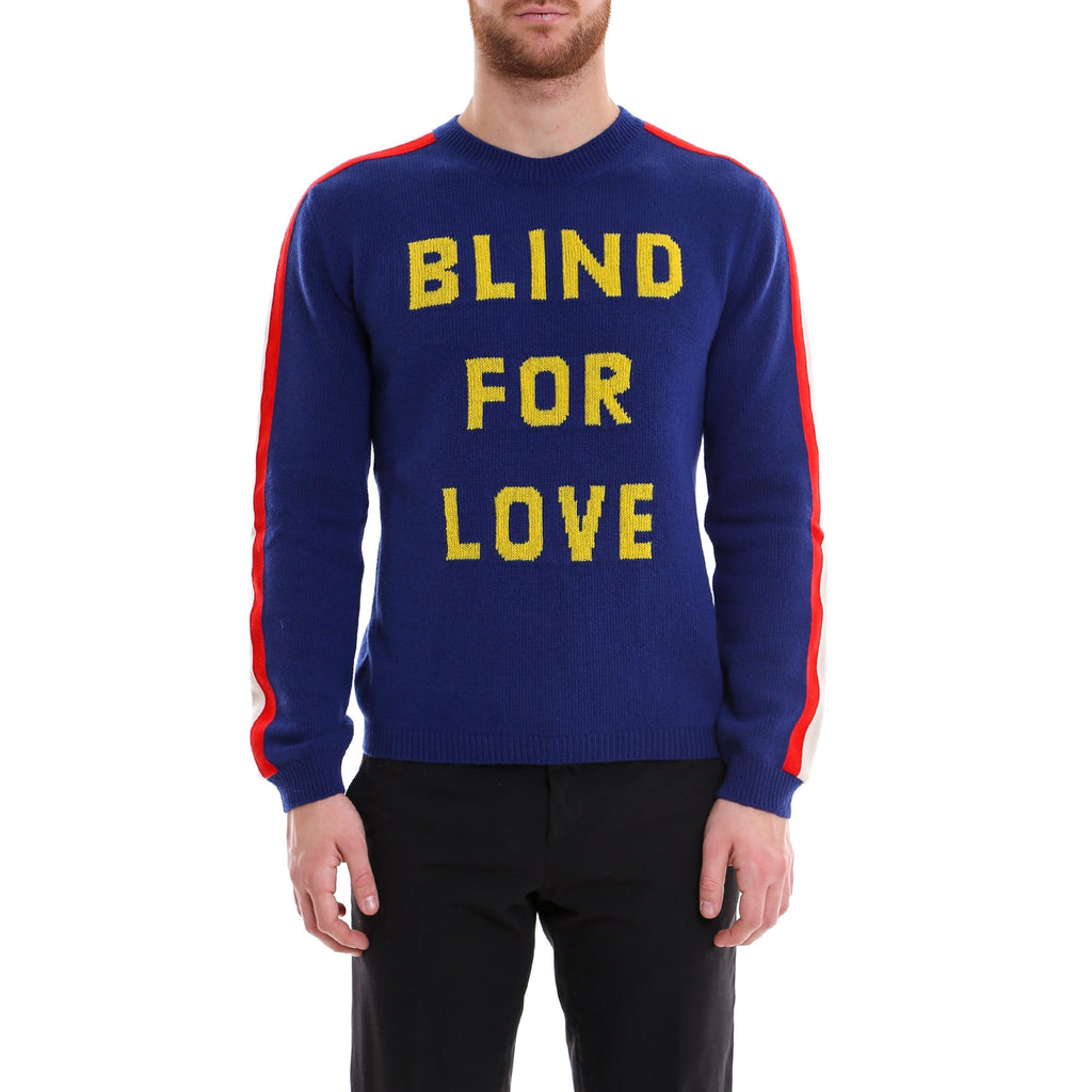 d68ae69ac Gucci Blind For Love Jumper – Cettire