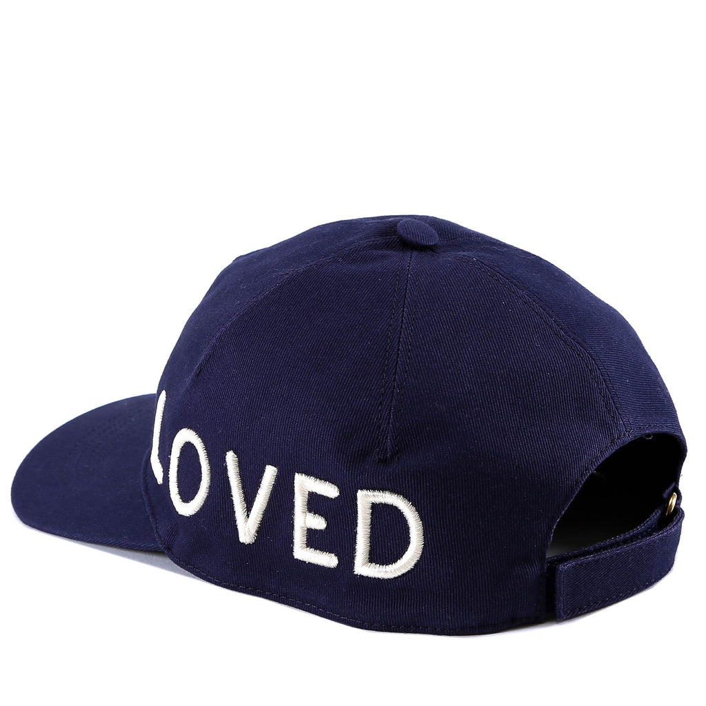 Gucci Loved Baseball Cap – Cettire f91a9660ad4