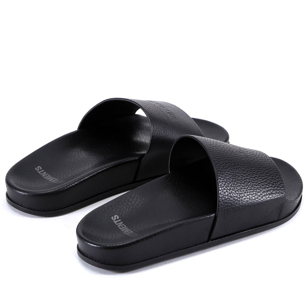Vetements Leather Slide Sandals free shipping deals 3JfvFc0O4