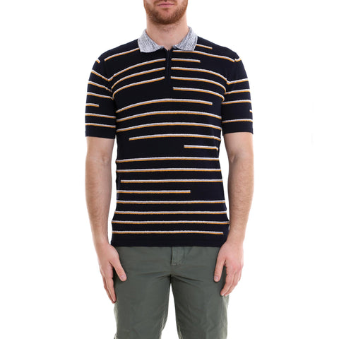 Nuur Ribbed Polo Shirt