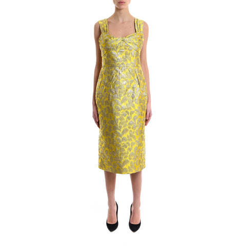 Prada Jacquard Dress