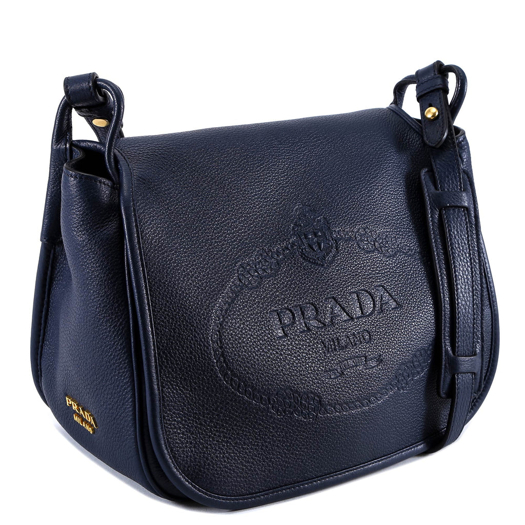 bce6811c985 Prada Embossed Logo Shoulder Bag – Cettire