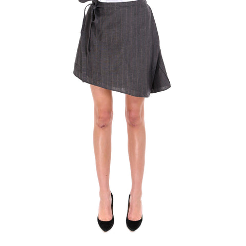 Y / Project Side-Tie Skirt