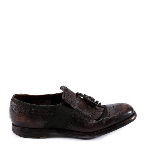 Church's Glace Fringed Loafers