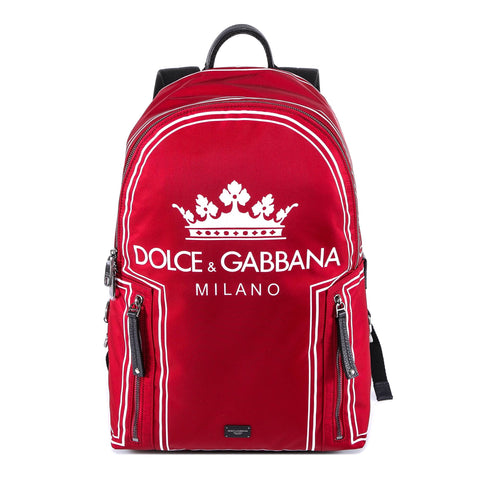 Dolce & Gabbana Heritage Crown Backpack