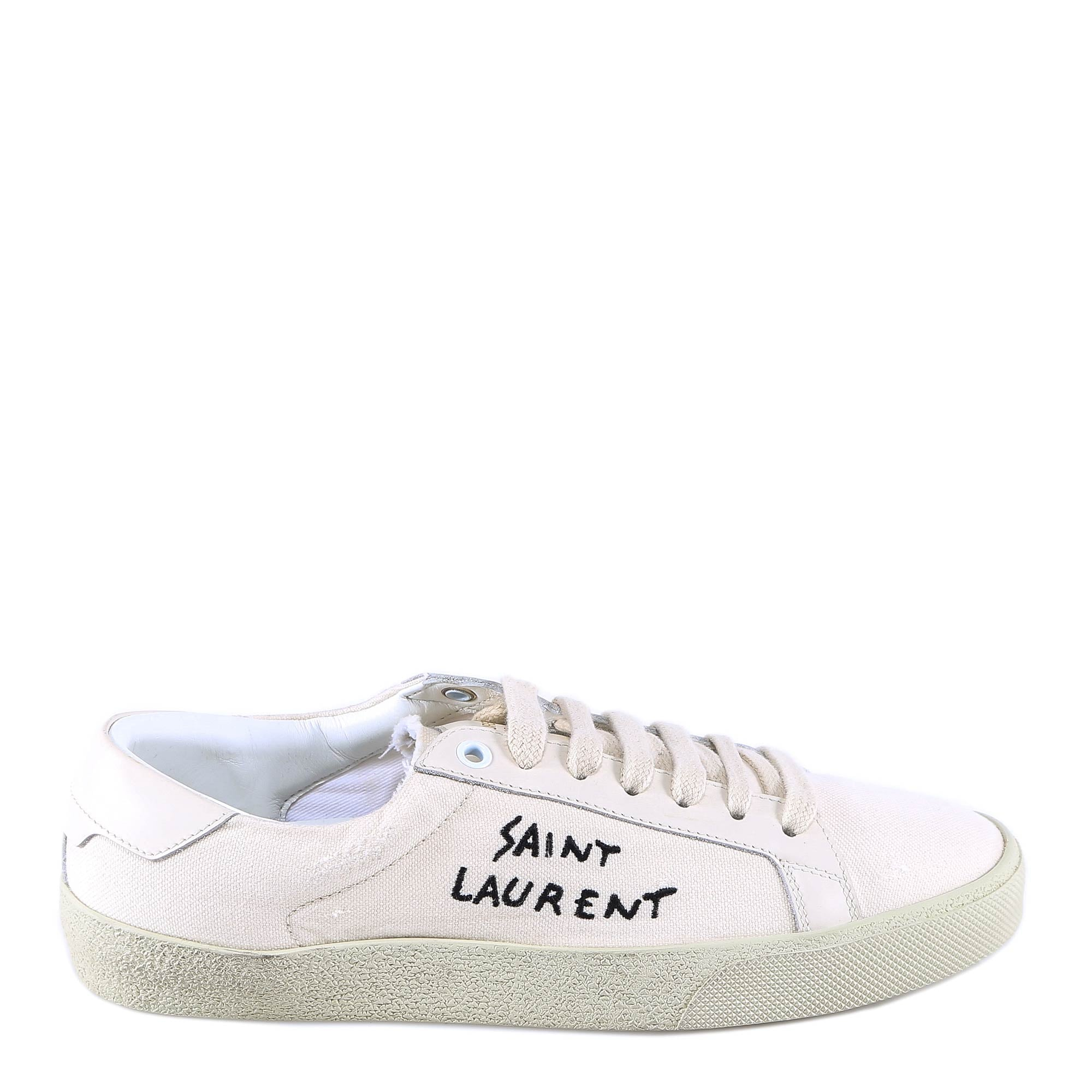 SAINT LAURENT COURT CLASSIC SL/06 SNEAKERS
