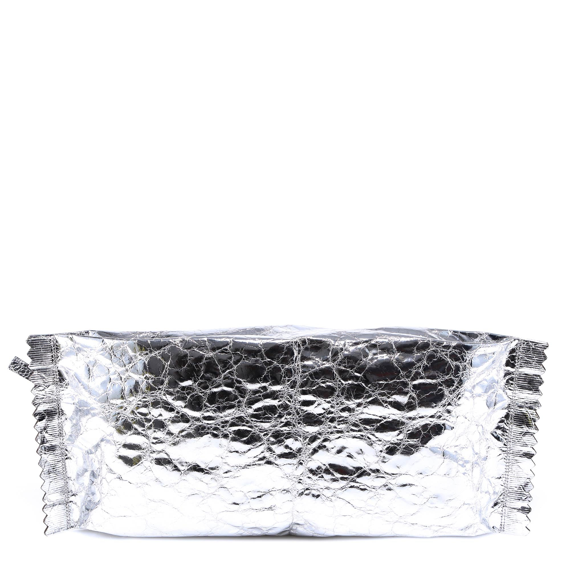 MM6 MAISON MARGIELA CANDY WRAPPER CLUTCH