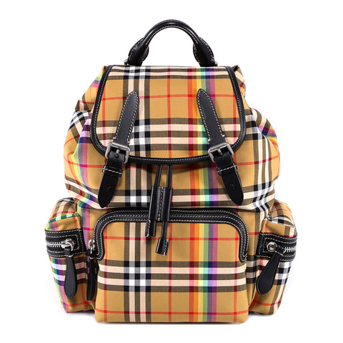 Burberry Rainbow Backpack