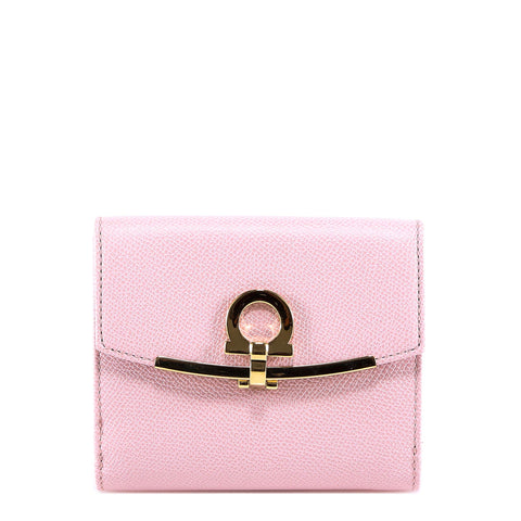 Salvatore Ferragamo Gancio Small Wallet