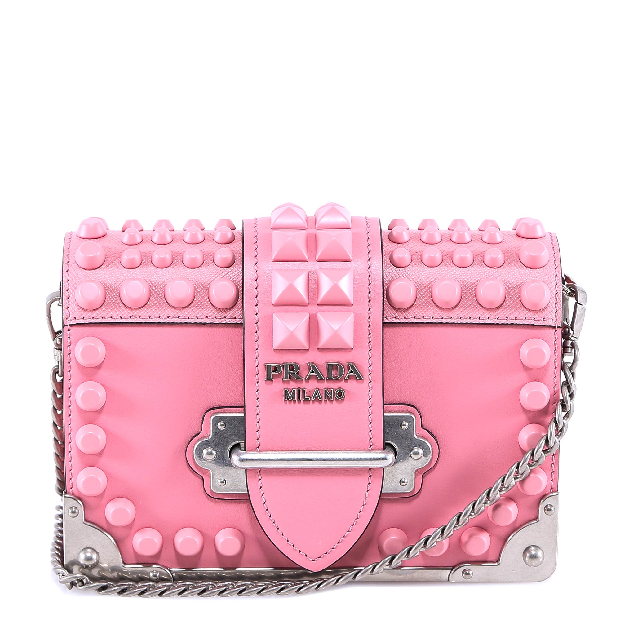 'Cahier' Bag in Pink