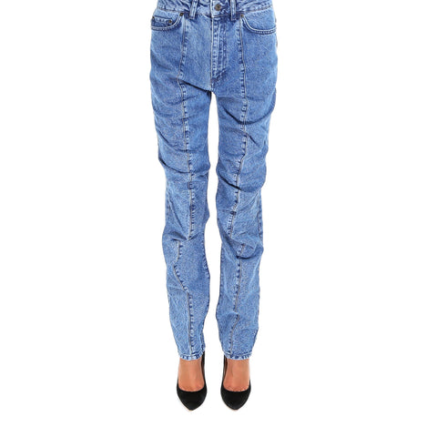 Y / Project Ruffle Jeans