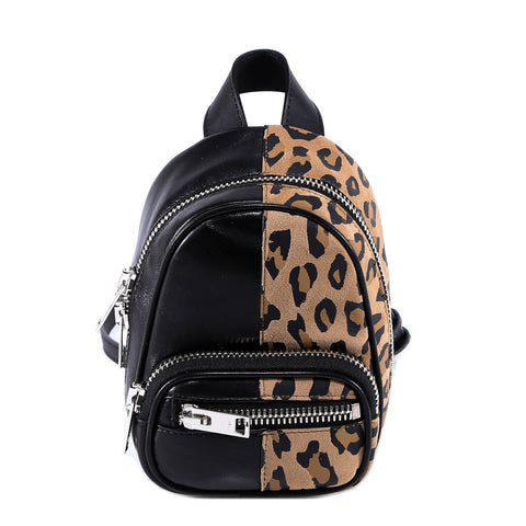 Alexander Wang Mini Animalier Print Bag