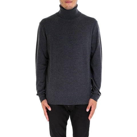 Michael Kors Turtleneck Slim-Fit Sweater