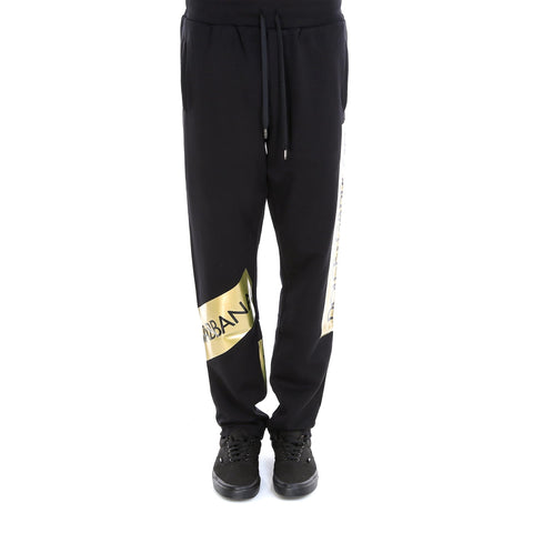 Dolce & Gabbana Logo Tape Tapered Track Pants