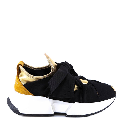 MM6 Maison Margiela Bow Detail Sneakers